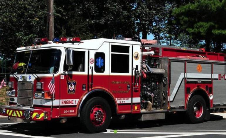 Union Fire Truck
