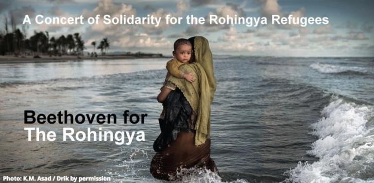 Music forLifeInternationalPresentBeethoven ForThe Rohingya