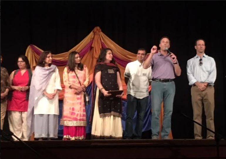 2018 India Fest Packs the Halls of Livingston High School