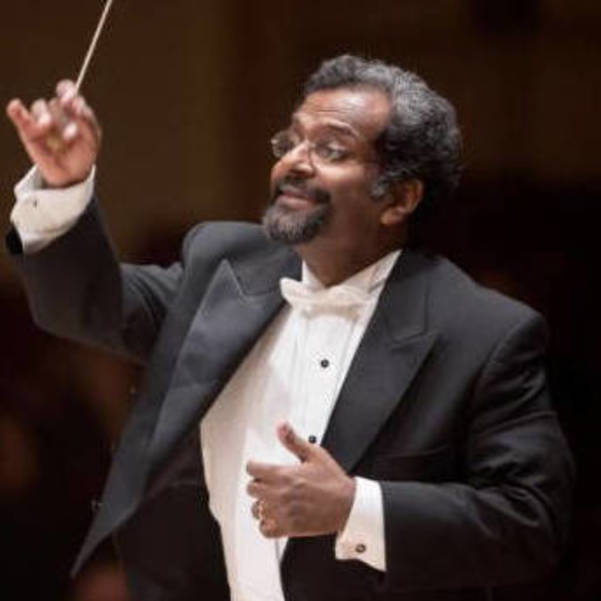 Image result for Singapore-born American conductor, George Mathew