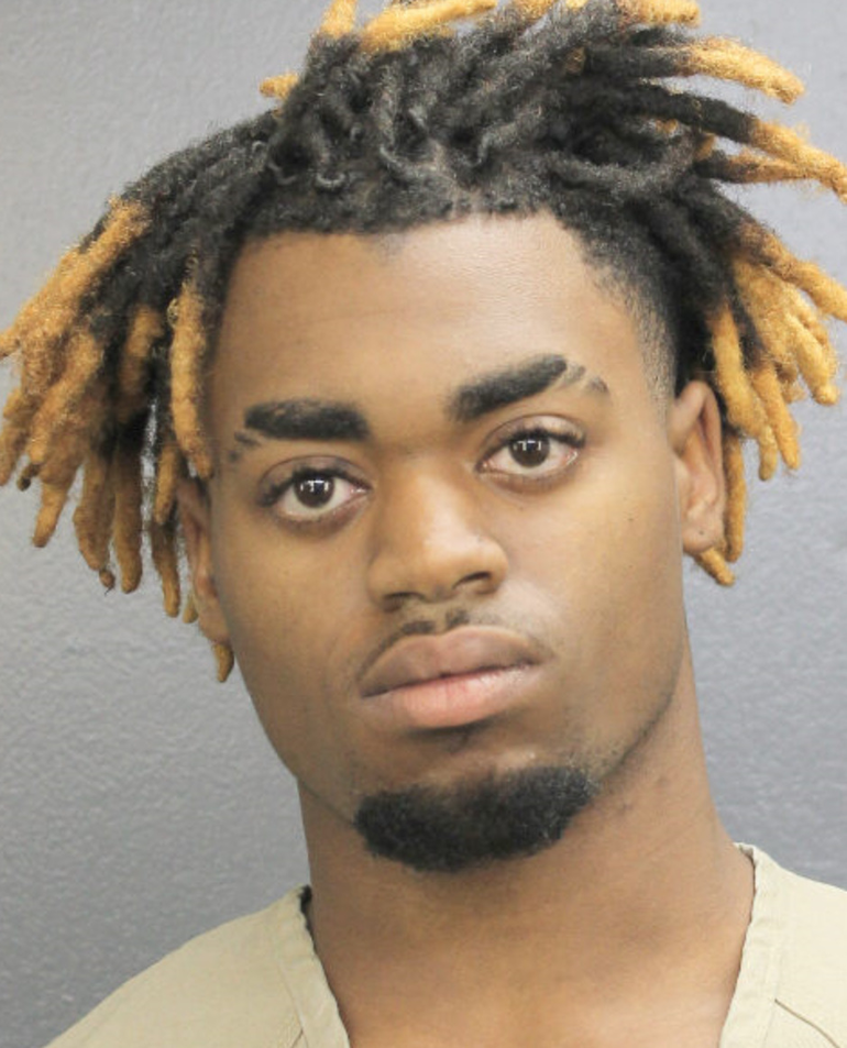 Man Arrested For Breaking Into Cars, Stealing Identification Cards Outside Coral Springs Walmart