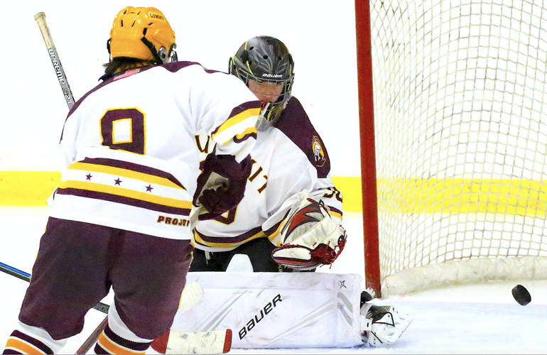 Summit H.S. Boys Hockey  Wins Third in Row to Start Season, Blasts West Essex 8-2
