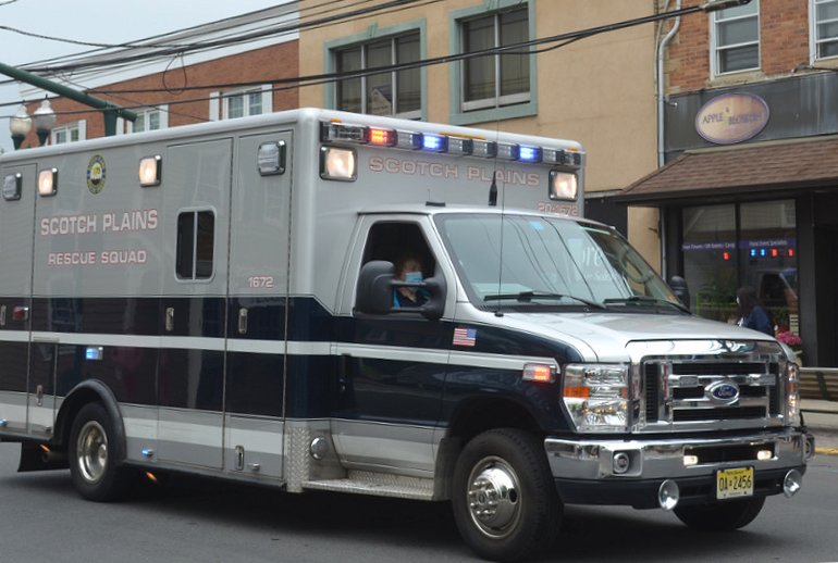 Scotch Plains Rescue Squad on Memorial Day.png