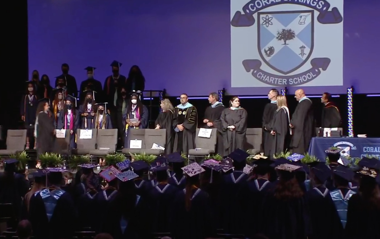 Coral Springs Seniors Celebrating In-Person Graduations This Week