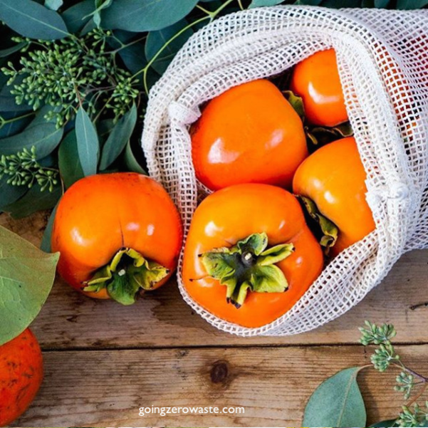 Reusable produce and grocery bags