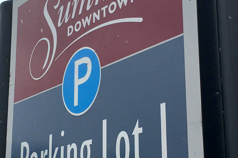Holiday Weekend Brings Waived Parking Fees, Recycling Schedule Change in Summit