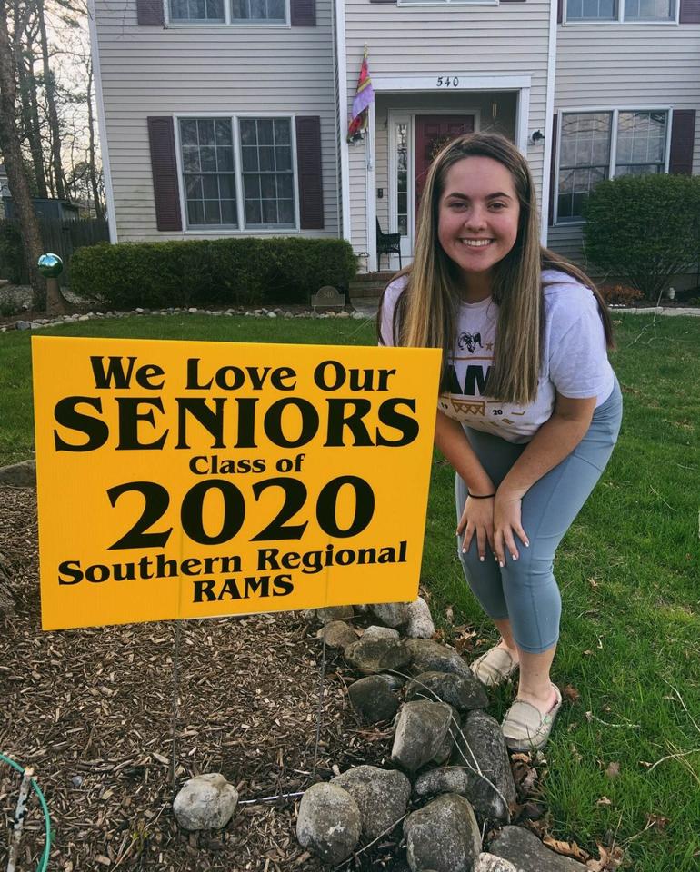 Class of 2020: Angela Schlagenhaft
