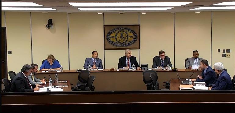 Scotch Plains Council meeting on July 16, 2019