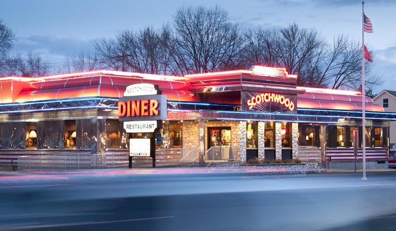 Scotchwood Diner, 1928 Route 22, Scotch Plains,