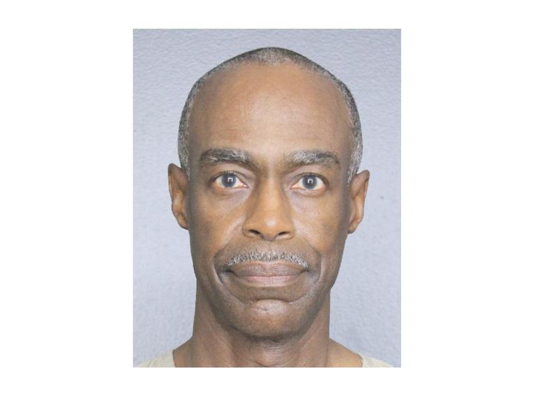 Broward Schools Superintendent Robert Runcie in a photo at Broward County Jail.