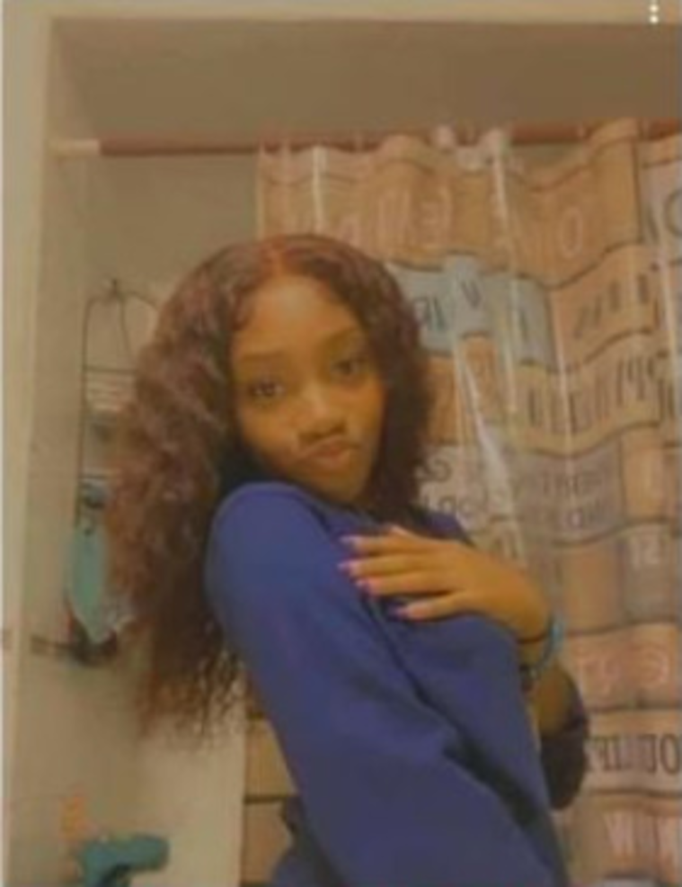 Nyrah Barner Curry, 20, has been missing since February 11.