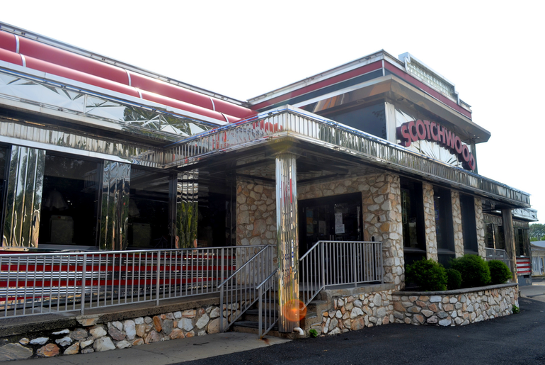 Scotchwood Diner on Route 22 in Scotch Plains