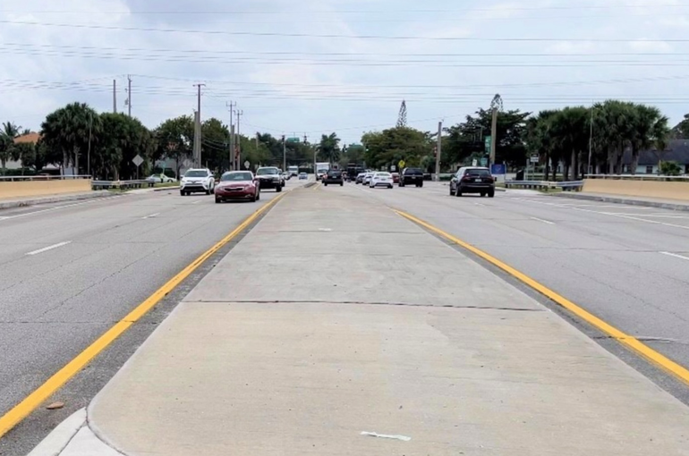 Be Prepared For Lane Closures On Coral Ridge Drive In Coral Springs As New Road Project Starts