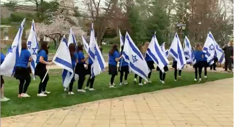 Livingston Rabbi Explains Importance of Israeli History at Independence Day Ceremony