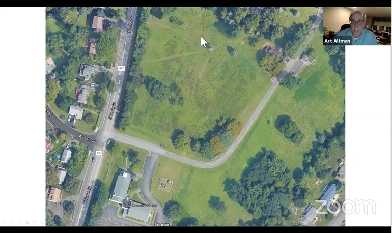 Livingston Open Space Committee Reveals Proposals for Licari and Strahman Properties