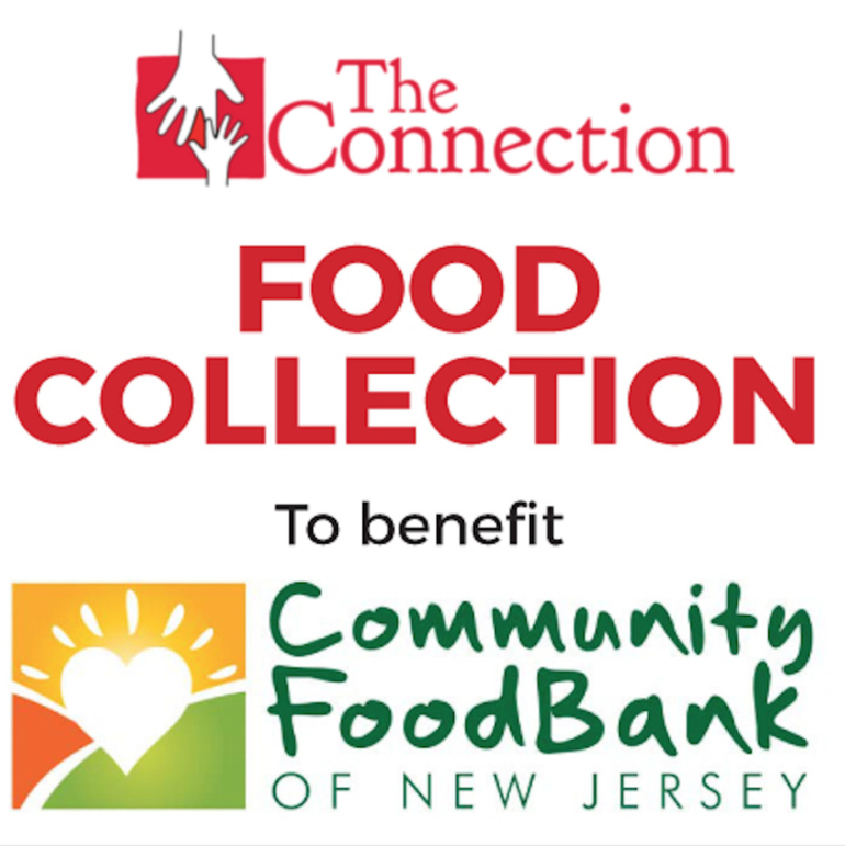 Connection Hosts Food Drive Benefiting Community Food Bank of NJ Jan. 27 - Feb. 3