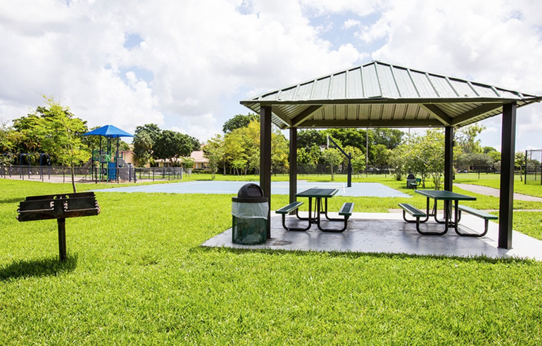 Pavilions Opening, Spring Hours at Cypress Pool, And More News From Coral Springs Parks