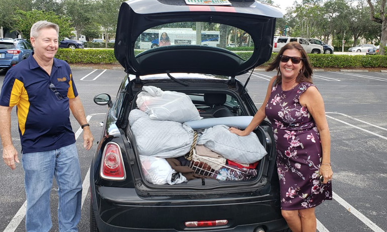 """New President of Rotary Club of Coral Springs: """"It's All About Giving Back"""""""