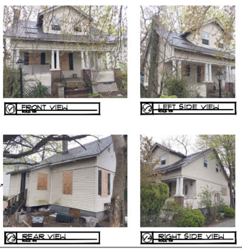 Red Bank Zoning Board – Keep the Open Porch, Expand in Rear