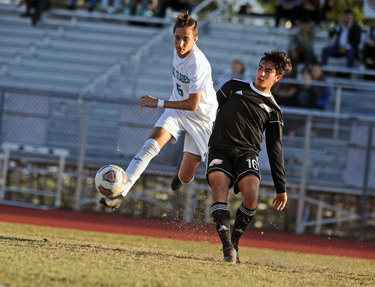 Coral Glades Wins First Boys District Soccer Title To Make School History