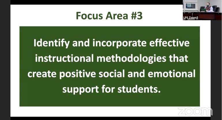 Livingston Schools Continue to Infuse Social-Emotional Learning into Daily Instruction