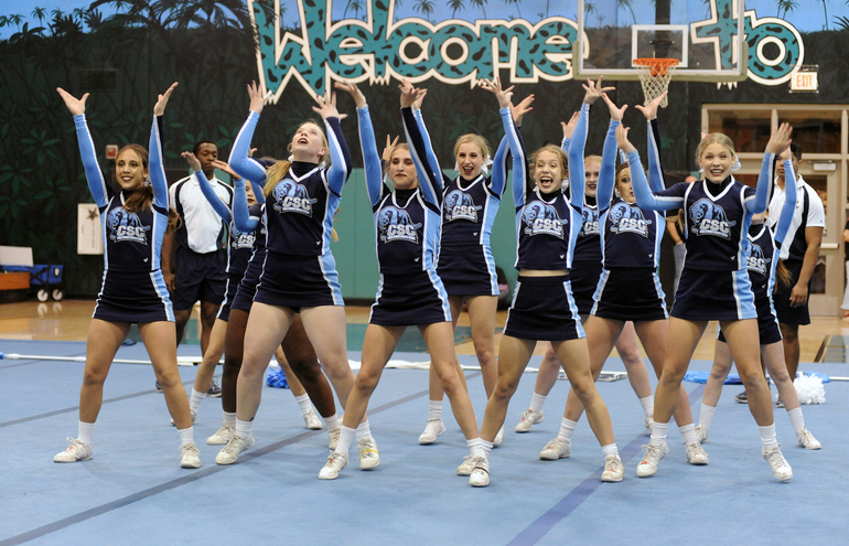 Coral Springs Charter Cheer Team Finished 4th At State