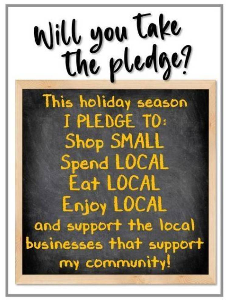 """Little Falls Business Owners """"Light Up The Town"""" for the Holiday Shopping Season"""