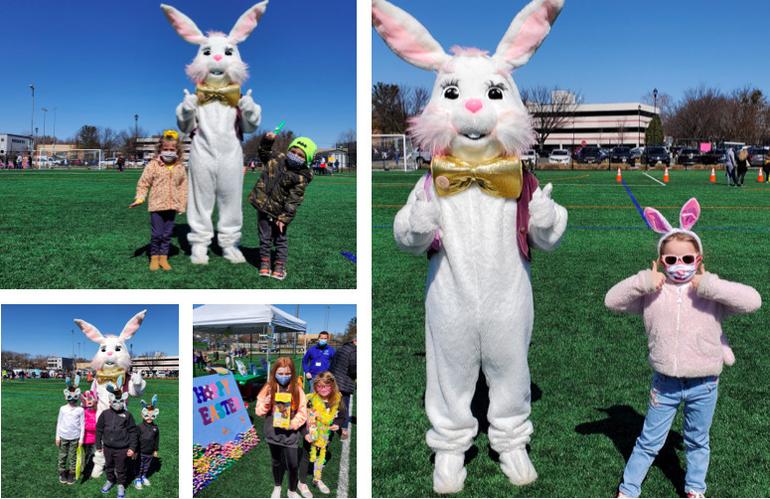 Wayne's Easter Carnival was a Celebration of Spring