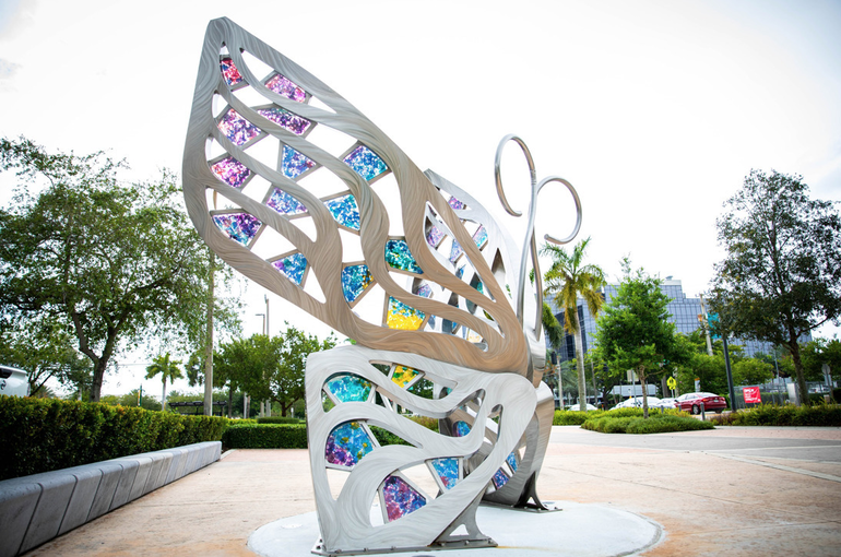 Coral Springs Adds Two New Public Art Sculptures For $125,000