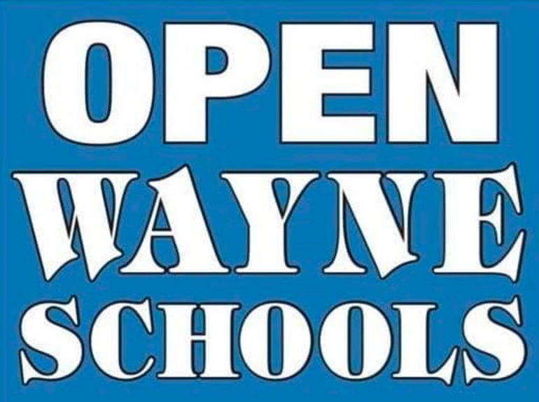 Unhappy Wayne Parents Plan Rally to Reopen Wayne Schools