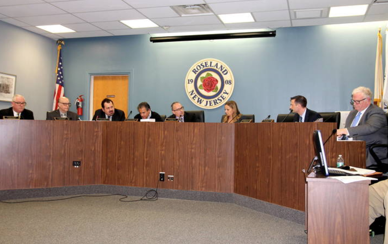Roseland Council Amends Two Ordinances For Public Privacy and Security