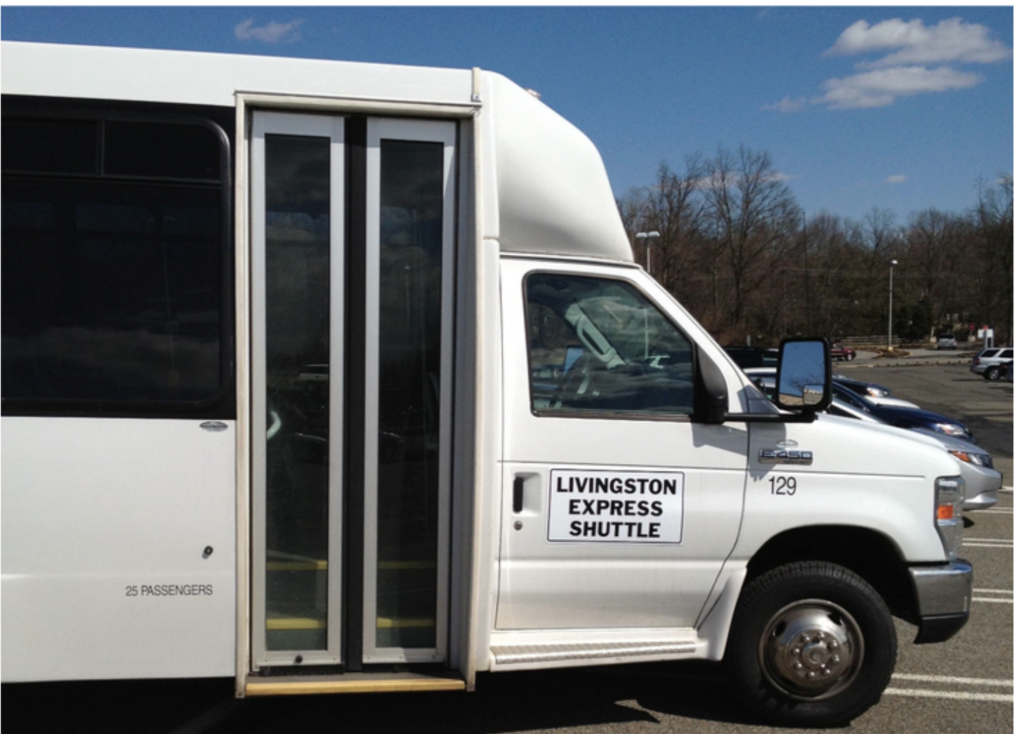 Livingston Express Shuttle Expands Options as OurBus Ends Service