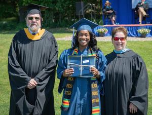 Union Student Graduates from Chapel Hill-Chauncy Hall School