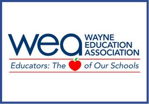 Wayne Education Association Logo