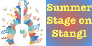Summer Stage on Stangl: Outdoor Concerts Wednesday in August