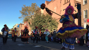 Hoboken Ragamuffin Parade Returns for Halloween - Sunday, October 31 @ 11:00 a.m.