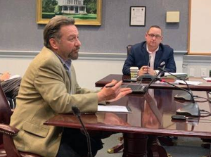 Chatham Borough Mayor: 'Sorry to See You Go, Welcome Back' to Engineer DeNave; Boro Hall Opens July 1, July Public Meetings