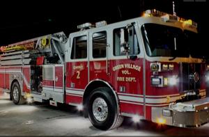Green Village Fire Department Hosts NationalNightOutOn Crime BBQ