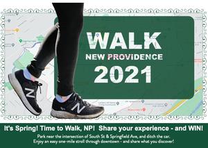 Walk NP Program Offers Rewards