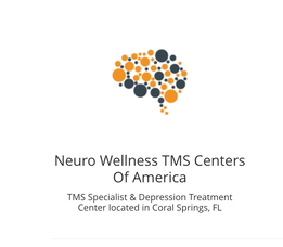 Neuro Wellness TMS Centers Of America In Coral Springs