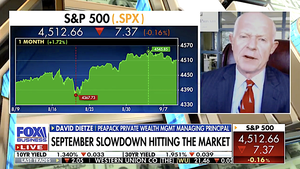 WATCH: Peapack Private Wealth's Dietze Weighs In on Market's September Slowdown