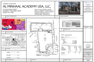 Owner of Plainfield's Former YWCA Site Seeks Approval for Upgrades, Use Variance