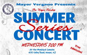 The Wayne Summer Concert Series Begins This Week - Who's Playing?