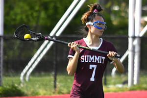 Kit Zanelli Goal, Maddie Busam's Late Stop Give Summit H.S. Girls Lacrosse Hard-Fought Win Over Westfield, 6-5