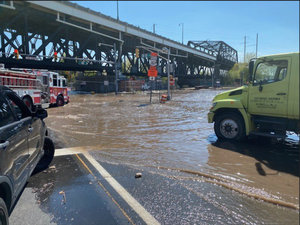 Ruptured Line Causes Most of Jersey City to Lose Water Service