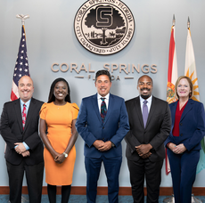 Coral Springs City Commission