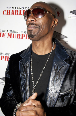 Charlie Murphy: Stand-up Comedian, and Eddie Murphy's Older Brother