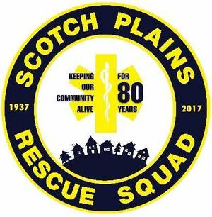 Carousel image 52789f4d7cb06d3c50ba scotch plains rescue squad 80 yr logo