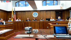 Red Bank Zoning Board Meeting - Mumford Withdraws 20-Unit Apartment Project on Shrewsbury Avenue - VIDEO