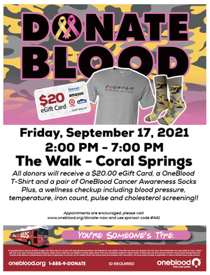 The Walk in Coral Springs